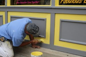 Commercial Painting Milton